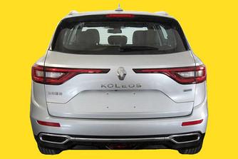 Id� el�tt: Renault Koleos
