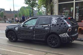 Ny�lt titok: �lc�zott Volvo XC60 Amszterdamban
