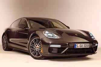 Id� el�tt: Porsche Panamera
