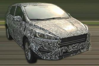 Venne h�ts�ker�khajt�s�, merevtengelyes Ford Galaxy-t? Hamarosan megteheti...