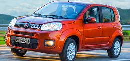 Braz�li�ba is meg�rkezett a motorle�ll�t�, a Fiat Uno j�volt�b�l