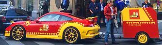 Igazi boh�caut� lett a Porsche 911 GT3