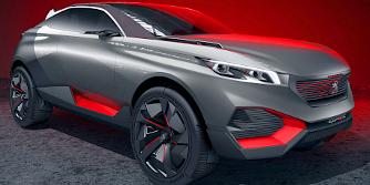 Nem vicc: 500 l�er�s kompakt SUV a Peugeot-t�l