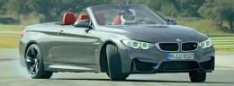 Betiltott�k a BMW M4 Cabrio rekl�mfilmj�t Nagy-Britanni�ban