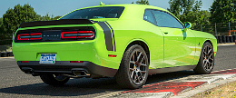 46 �v ut�n �jra van Dodge Challenger Scat Pack  – �s vele egy�tt �jraindul a f�l �vsz�zados per is