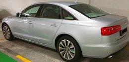Malajzia gy�szol: nincs t�bb� Audi A6 Hybrid