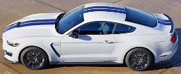 F�lezer l�er�vel nyit a Shelby GT350