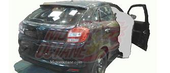 �lca n�lk�l: a Suzuki �j kompakt aut�ja