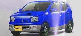 Retr�-mini lesz a Suzuki Alto