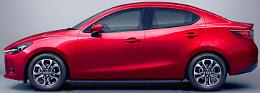 L�pcs�s befejez�st kapott a Mazda2