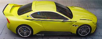 Nem csak az irigys�g s�rga, hanem a BMW leg�jabb kup�ja is