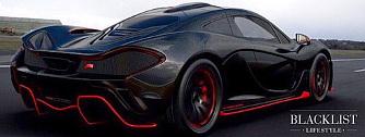 Olyan n�pszer� a McLaren P1, hogy m�g a protot�pusokat is eladja a gy�r