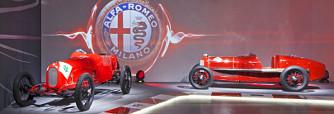 Teljes az Alfa Romeo meg�jul�sa – a gy�ri m�zeumot is fel�j�tott�k