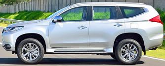 Az eddigi legjobb Mitsubishi terepj�r� az �j Pajero Sport