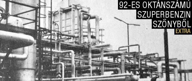 92-es okt�nsz�m� szuperbenzin Sz�nyb�l