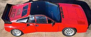 Elad� a Lancia 037 legels� protot�pusa