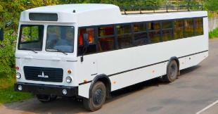 Afrik�nak fejlesztette leg�jabb aut�busz�t az orosz MAZ