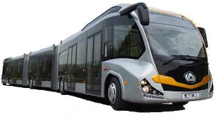 A vil�g legnagyobb, 290 szem�lyes aut�buszai �lltak forgalomba T�r�korsz�gban