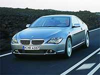 A BMW 6-os kupé is az idei jelöltek között van