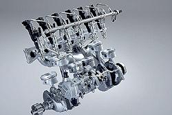 Soros, hathengeres BMW motor precíziós közvetlen benzinbefecskendezéssel
