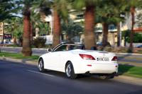 Mint a kupé-kabriók többsége, a Lexus is nyitott állapotában a legtetszetősebb