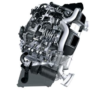A motor lökettérfogata 3,6-ról 3,8 literre nőtt, teljesítménye 20 lóerővel, nyomatéka 30 Nm-rel haladja meg a korábbit, miközben az átlagfogyasztás 16 százalékkal kedvezőbb