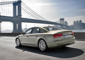 """Ennek az Audinak hátul is van """"szeme"""""""