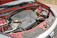 A tartós autópályázás miatt magas volt az 1,5-ös dCi fogyasztása (8,74 l/100 km)