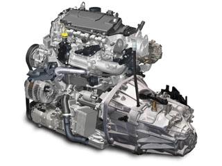 Egy motor, háromféle teljesítmény – így gazdaságos a gyártás