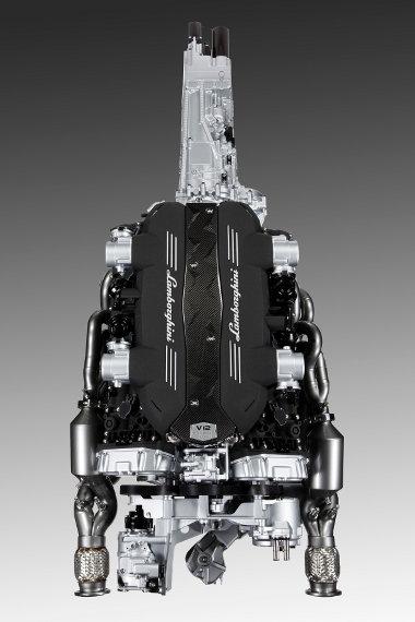 Közel fél évszázad kellett a második Lamborghini V12-es megszületéséhez