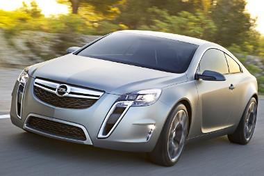 Insignia alapú kupét készít az Opel