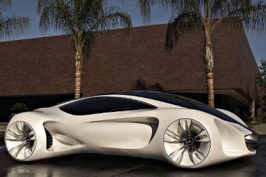 A Biome szériaváltozatával harcol majd a BMW ellen a Mercedes