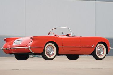 Önmagában is sikeres tudott lenni a Corvette - nem csoda, gyönyörű a karosszériája