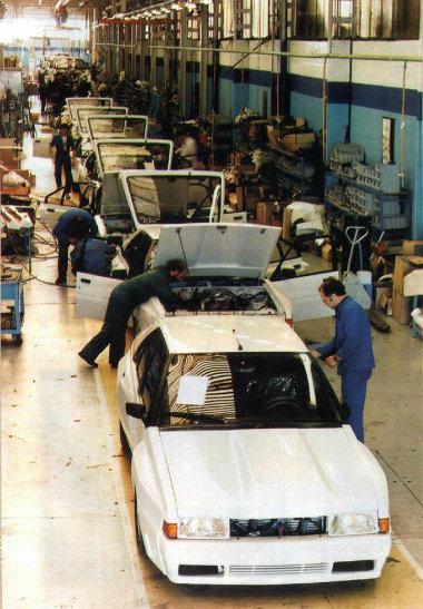 Összesen 220 autó készült - egy részét visszavásárolta a gyár, és bezúzta
