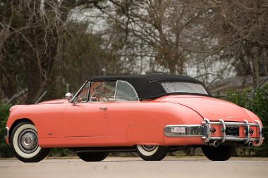 A Ford konszern karolta fel Earl Muntz autógyártási terveit - a tapasztalatokat felhazsnálták a Thunderbirdnél