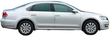 Kifejezetten az észak-amerikai piac számára készül a New Midsize Sedan kódnéven fejlesztett limuzin