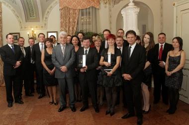 Budapesten adták át az NSSW díjakat a magyar győzteseknek