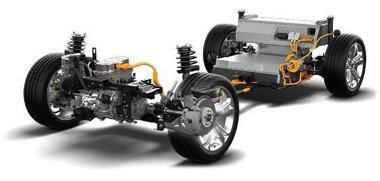 Legfeljebb 160 km-es hatótávolságot tesz lehetővé az akkumulátor