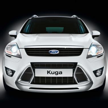 A Kuga 2013-ra várt utódának tanulmányát Detroitban mutatja be a Ford