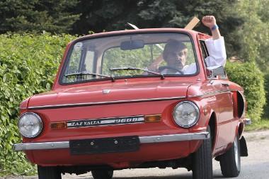 Sokat javít a Zaporozsec menettulajdonságain a gesztikuláció
