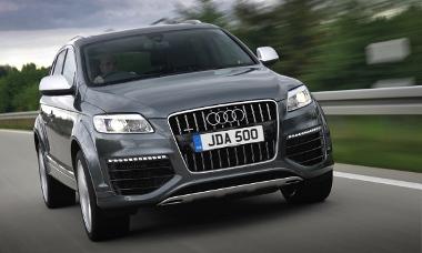 Az Audi kompetenciája lesz a nagy méretű SUV padlólemez és a hossz-orrmotoros architektúra is