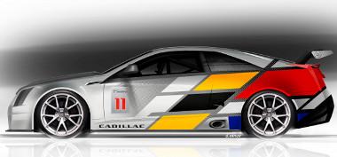 Két autóval indul az SCCA bajnokságában a Cadillac