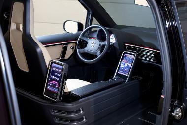 Balkormányos taxi Londonban? Egy apróságot nem vettek figyelembe a Volkswagen mérnökei...