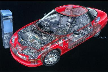 Túl igényes lett a GM EV1 ahhoz, hogy sikeres legyen. 80 000 dolláros költséggel gyártották, 35 000-ért adták