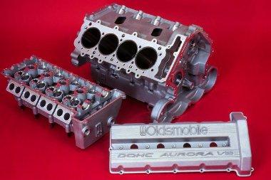 Remek, négyliteres V8-ast készítettek az elsőkerékhajtású Aurora számára