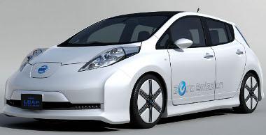 Optikai tuning a díjnyertes elektromos autónak