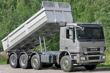 Mercedes elemek felhasználásával készül a Sisu Polar