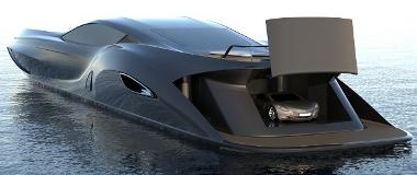 Egy több tízmillió dolláros hajó árába belefér az egyedi szuperautó is