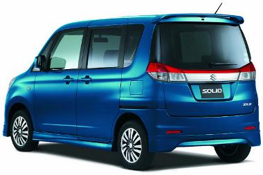 Csak Japánban forgalmazzák a Solio-t, de tavasztól Mitsubishi márkanéven is