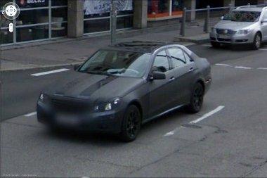Stuttgartot az E-osztály fejlesztésekor fényképezték le a Google autók